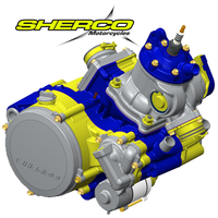 SHERCO Enduro Trial Factory Power Parts