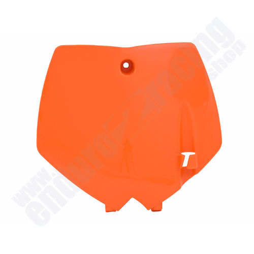 R-TECH Startnummertafel orange KTM SX 65 Bj. 2003-2008