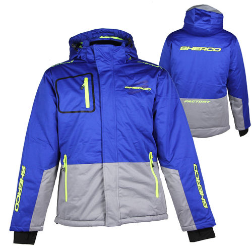 SHERCO Enduro Factory Team Parka 2020 Gr.XL