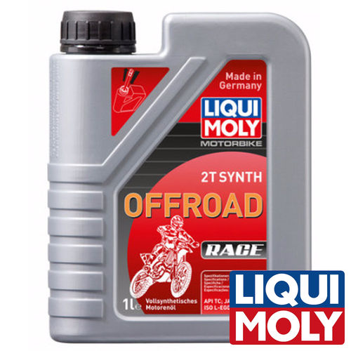 Liqui Moly 2T SYNTH OFFROAD RACE 1Liter